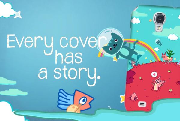 Samsung Art Cover