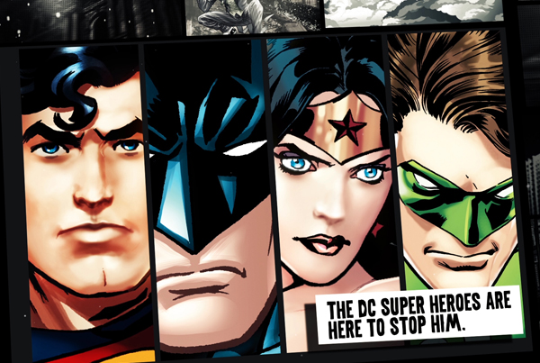 Fly with the DC Super Heroes onboard Singapore Cable Car