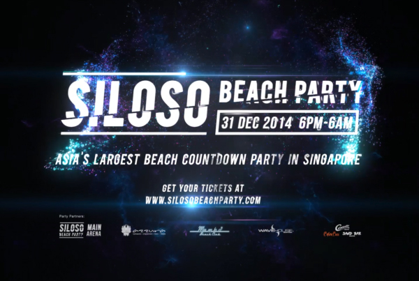Siloso Beach Party 2014