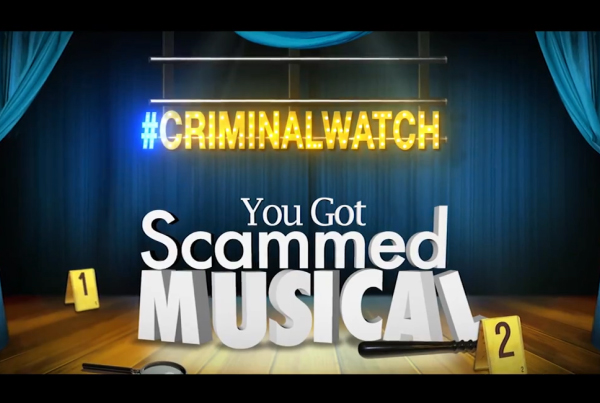 Singapore Police Force – You Got Scammed! #Criminalwatch