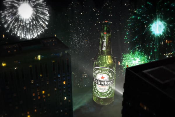 Heineken illuminight