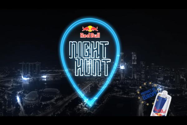 Red Bull Night Hunt