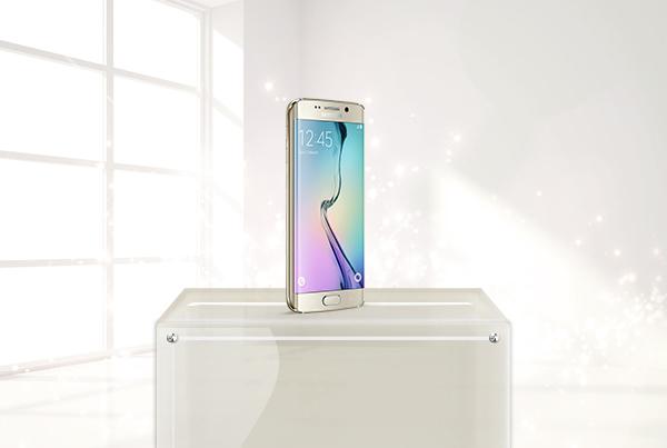 Samsung S6 Edge Showcase