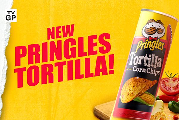 Pringles Tortilla – Mystery Quest