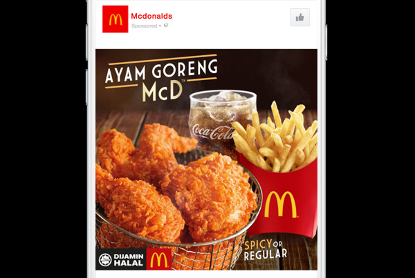 McDonald's Ayam Goreng PockeTVC