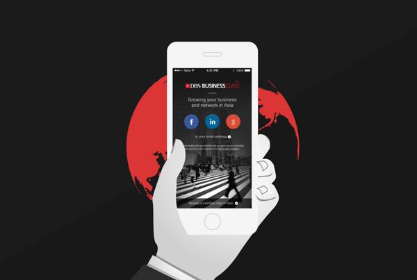 DBS Business Class App