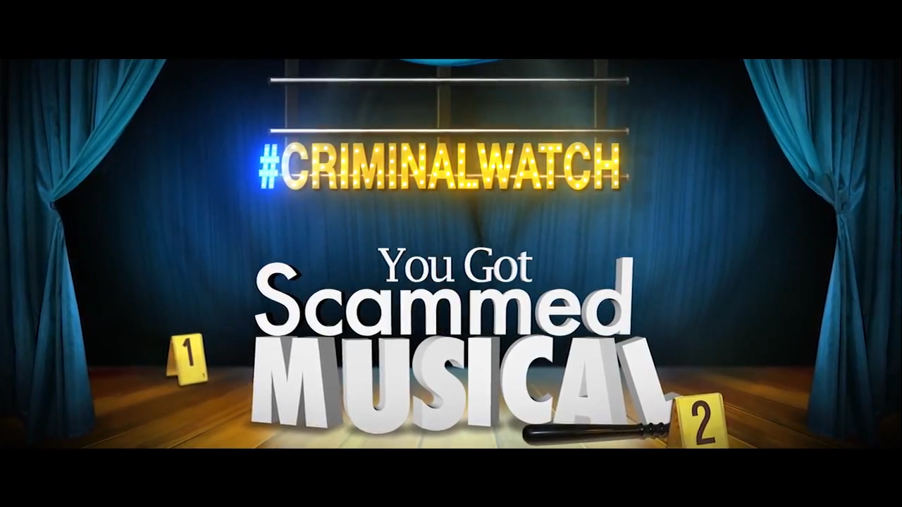 You Got Scammed! #Criminalwatch (00342)