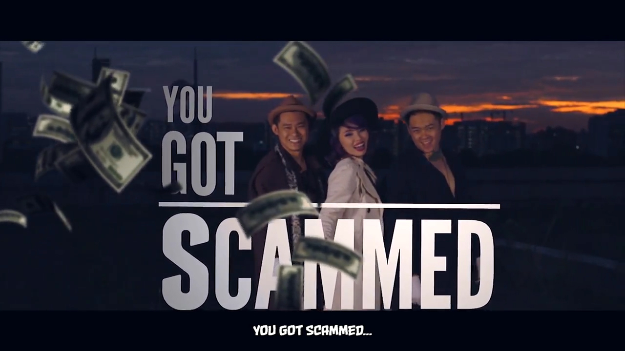 You Got Scammed! #Criminalwatch (01757)
