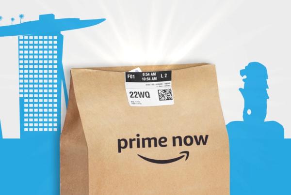 Amazon Prime Now SG