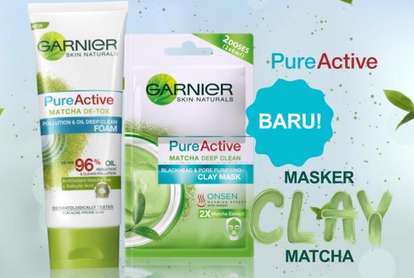 Garnier PA Matcha ID