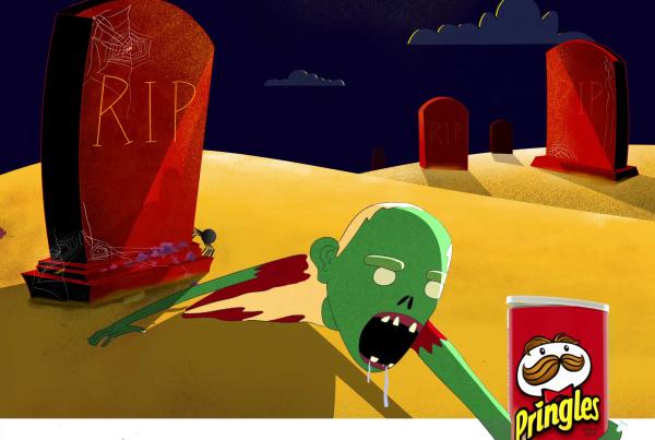 Pringles Halloween