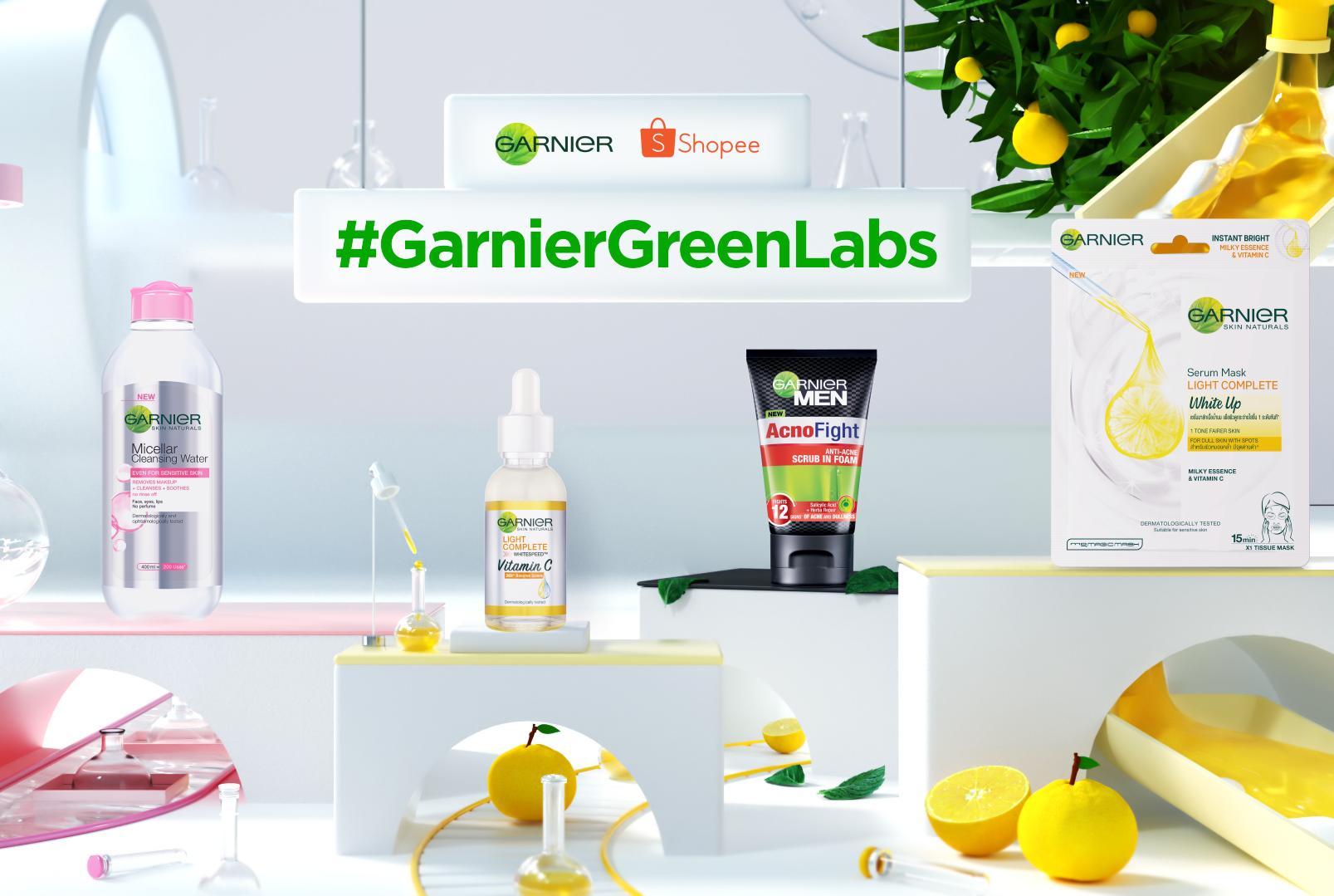 Garnier Green Labs
