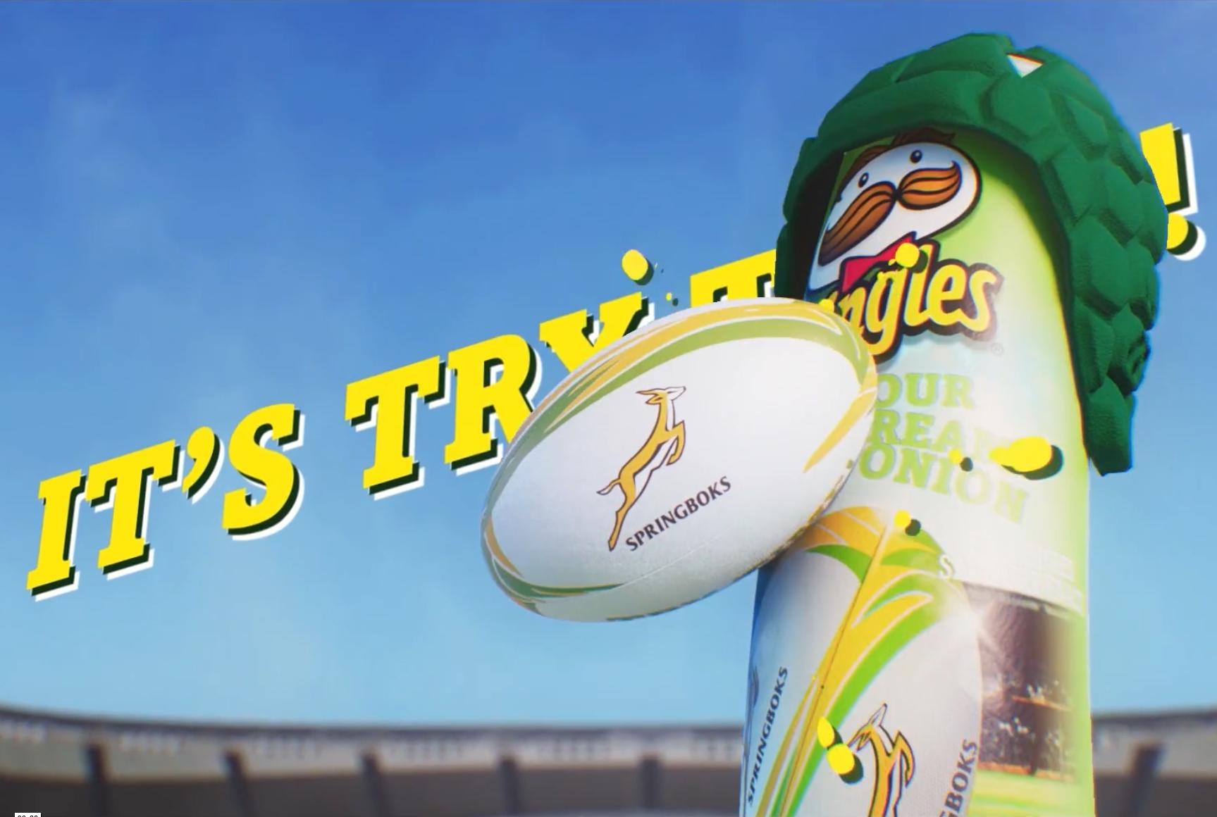 Pringles Springboks